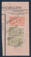 "BELGIE - TR Griffe  ""SINAAI-WAAS"" - (ref. 709) - Op Fragment - 1923-1941"
