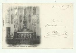 Cassel - Chapelle Du Pensionnat Des Dames De St Maur  ( 2 Scans) - Cassel