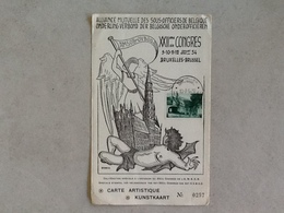 Nr.946 Culturele Uitgifte. Kunstkaart. - Covers & Documents