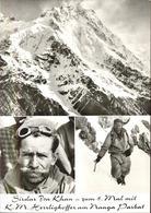 11337020 Pakistan Nanga Parbat Himalaya Toni Kinshofer Gedaechtnis Expedition Be - Pakistan
