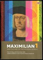 AUSTRIA 2019 - IMPERIAL PALACE INNSBRUCK - EXHIBITION: MAXIMILIAN 1 AND THE RISE OF THE MODERN WORLD - Libri, Riviste, Fumetti