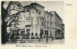 Bonn Hotel Du Nord,Besitzer : Reinhard Gonné - Bonn