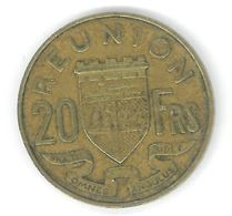 REUNION - 20 FRANCS 1964 - Réunion