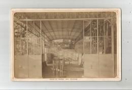 VICHY (ALLIER) PHOTO ANCIENNE DE LA NOUVELLE SOURCE DES CELESTINS - Lieux