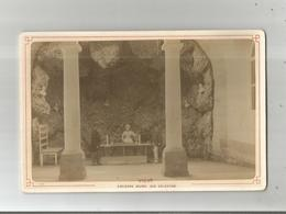 VICHY (ALLIER) PHOTO ANCIENNE ANCIENNE SOURCE DES CELESTINS - Luoghi