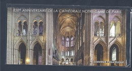 """BLOC SOUVENIR PHILATELIQUE N° 078 """"CATHEDRALE NOTRE-DAME DE PARIS"""" Neuf Luxe Sous Blister Bas Prix. - Souvenir Blocks & Sheetlets"""