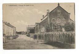 LAMORTEAU - Passage Du Chemin De Fer - - Rouvroy