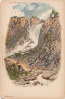 Lotefos Wasserfall (Norvège) - Ausflug V. Odde - Norvège