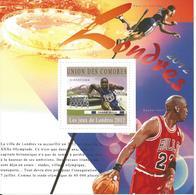 Comore 2010, Basket/atletica, Olimpiadi Di Londra 2012 - Isole Comore (1975-...)