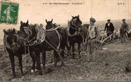 Aux Pays Normands Labours - Basse-Normandie
