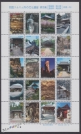 Japan - Japon 2006 Yvert 3897-916, The 88 Temples Of Shikoku (III) -  MNH - 1989-... Kaiser Akihito (Heisei Era)