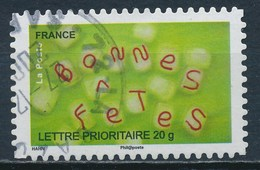 France - Bonnes Fêtes 2008 - YT A250 (4319) Obl. Cachet Rond - Adhésifs (autocollants)