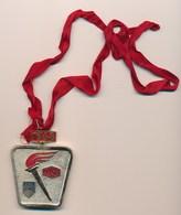 DDR 1968 Erfurt - Stadt Medaille Kinder- Und Jugendspartakiade DTSB FDJ - DDR
