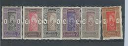 TIMBRE DAHOMEY  N° 43-44-45-49-61-90a - Unused Stamps