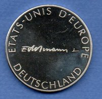 Médaille  -  états Unis  D Europe  -  Deutschland - Jetons & Médailles