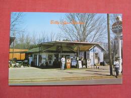 Billy's Gas Station Amoca  Plains Georgia >  Ref 3497 - United States