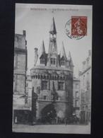 FRANCE TIMBRE SEMEUSE 138 PSEUDO ENTIER POSTAL ENTIERS CARTE CP ENVELOPPE LETTRE ENV PLI  BORDEAUX GIRONDE PORTE PALAIS - Postal Stamped Stationery