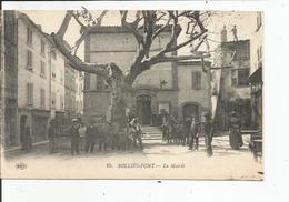 SOLLIES PONT   La Mairie    ELD 15 - Sollies Pont