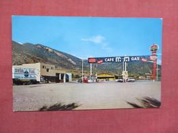 Bud's  M & M Service Station Glenwood Springs Standard Gas>  Ref 3497 - United States