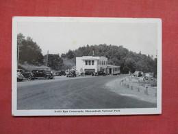 Swift Run Crossroads Shenandoah National Park  Gas Station  Virginia   Ref 3497 - United States