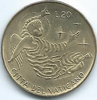 Vatican City - Paul VI - 1969 - 20 Lire - KM112 - Vatican