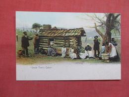 Black Americana  Rotograph  Uncle Toms Cabin  Ref 3498 - Black Americana