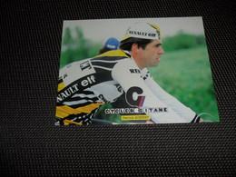 Sport ( 26 )  Coureur  Wielrenner  Renner  Cycliste : Patrick Bonnet - Wielrennen