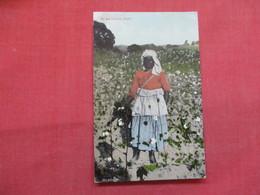 Black Americana   In A Cotton Field      Ref 3498 - Black Americana