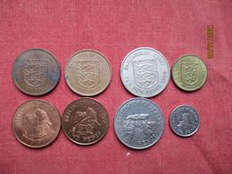 Jersey: 5 Coins 1968 - 1998 - Jersey