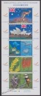 Japan - Japon 2006 Yvert 3826-35, Year Of Australia & Japan Exchange -  MNH - 1989-... Imperatore Akihito (Periodo Heisei)