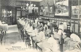 CPA 29 Finistère Douarnenez Salle à Manger De L'Hôtel De France Morvan-Michaux Propriétaire - Douarnenez