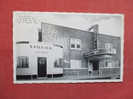 Carroll's Liquor Store La Crescent  - Minnesota     Ref 3498 - Other