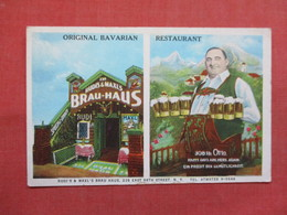 Original Bavarian Restaurant       86 Th Street New York > New York City > Ref 3498 - Manhattan
