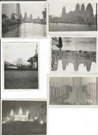 Lot 13 Photos Amateur 75 PARIS Exposition 1932 - Lieux