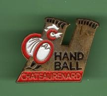 HANDBALL *** CHATEAURENARD *** 1032 (10) - Handball