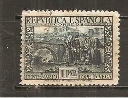 España/Spain-(usado) - Edifil  693 - Yvert  537 (o) - 1931-Hoy: 2ª República - ... Juan Carlos I