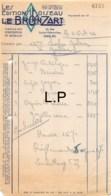 30-1221    1936 LES EDITIONS OISEAU LE BRONZART A PARIS - M. GALOU A GAILLAC - France