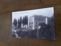 Cartolina Postale D'epoca, Savona, Spotorno Convitto Nazionale Longoni - Savona