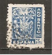 España/Spain-(usado) - Edifil  966 - Yvert 725 (o) (defectuoso) - 1931-Hoy: 2ª República - ... Juan Carlos I