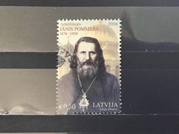 Letland / Latvia - Janis Pommers (0.50) 2016 - Letland