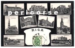 Riga  ( Multivues) - Russie