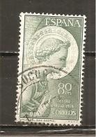 España/Spain-(usado) - Edifil  1195 - Yvert  886 (o) - 1951-60 Usados