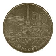 Monnaie De Paris , 2013 , Paris , Les 3 Monuments Et Le Pont Neuf - Monnaie De Paris