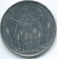 Vatican City - Paul VI - 1968 - 50 Lire - KM105 - Vatican