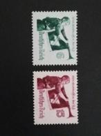 1935 Mi.Nr.584-5x ** Welttreffen Der H.Jugend Mi Pr. 30,--€ - Deutschland