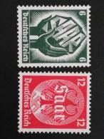 1934 Saar Kehrt Heim  ** Mi.Nr. 544-5 Mi.Pr. 90.--€ - Deutschland