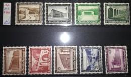 19365 Winterhilfswerk   ** Mi.Nr. 634-42 Mi.Pr. 80.--€ - Deutschland