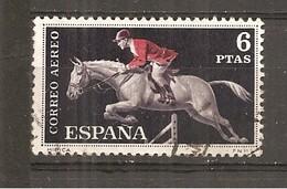 España/Spain-(usado) - Edifil  1318  - Yvert  Correo Aéreo 288 (o) - 1951-60 Usados