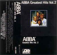 Abba- Greatest Hits Vol.2 - Audiokassetten