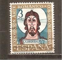 España/Spain-(usado) - Edifil  1368 - Yvert  1041 (o) - 1961-70 Usados